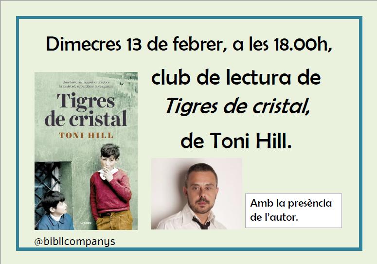 club-lectura-Tigres-Cristal-13febrer